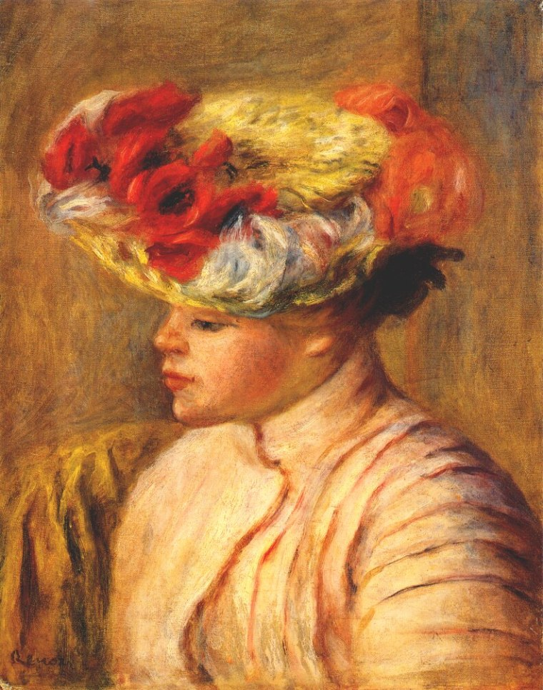 flowered-hat