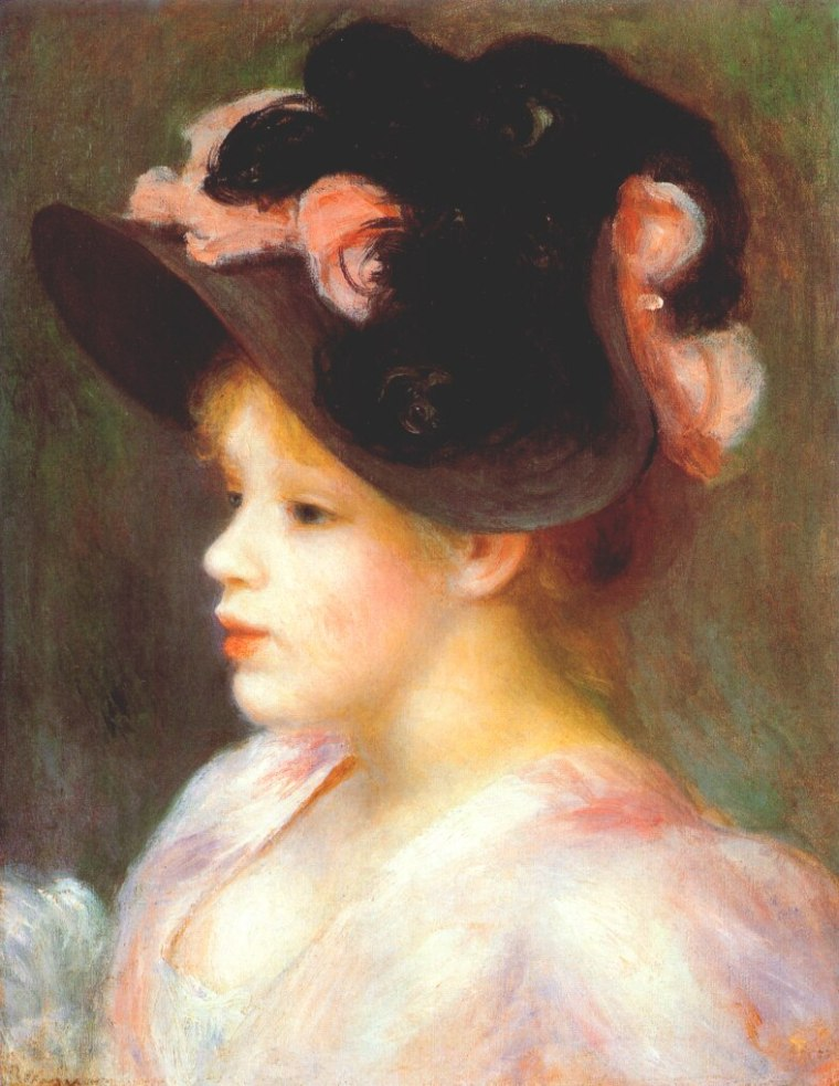 pink-and-black-hat
