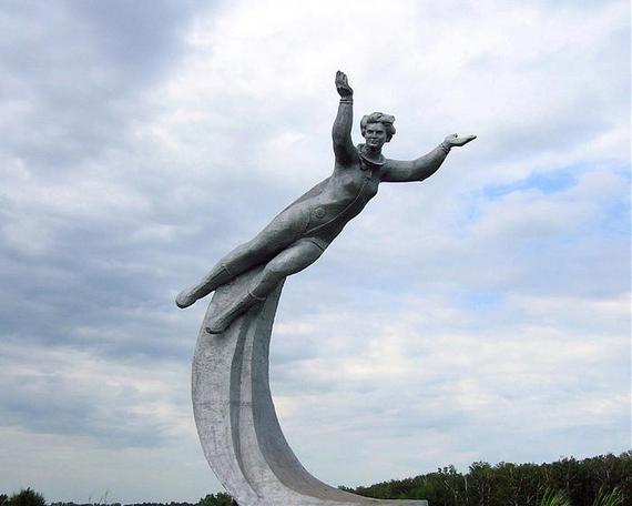 Tereskova-monumenet