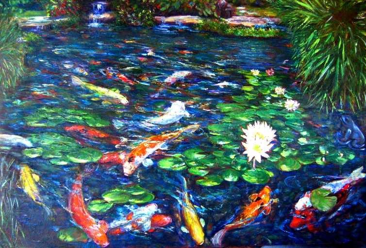 paradise-island-pond